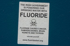fluoride warning
