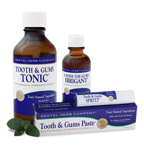 Monthly Special Tooth and Gums Products